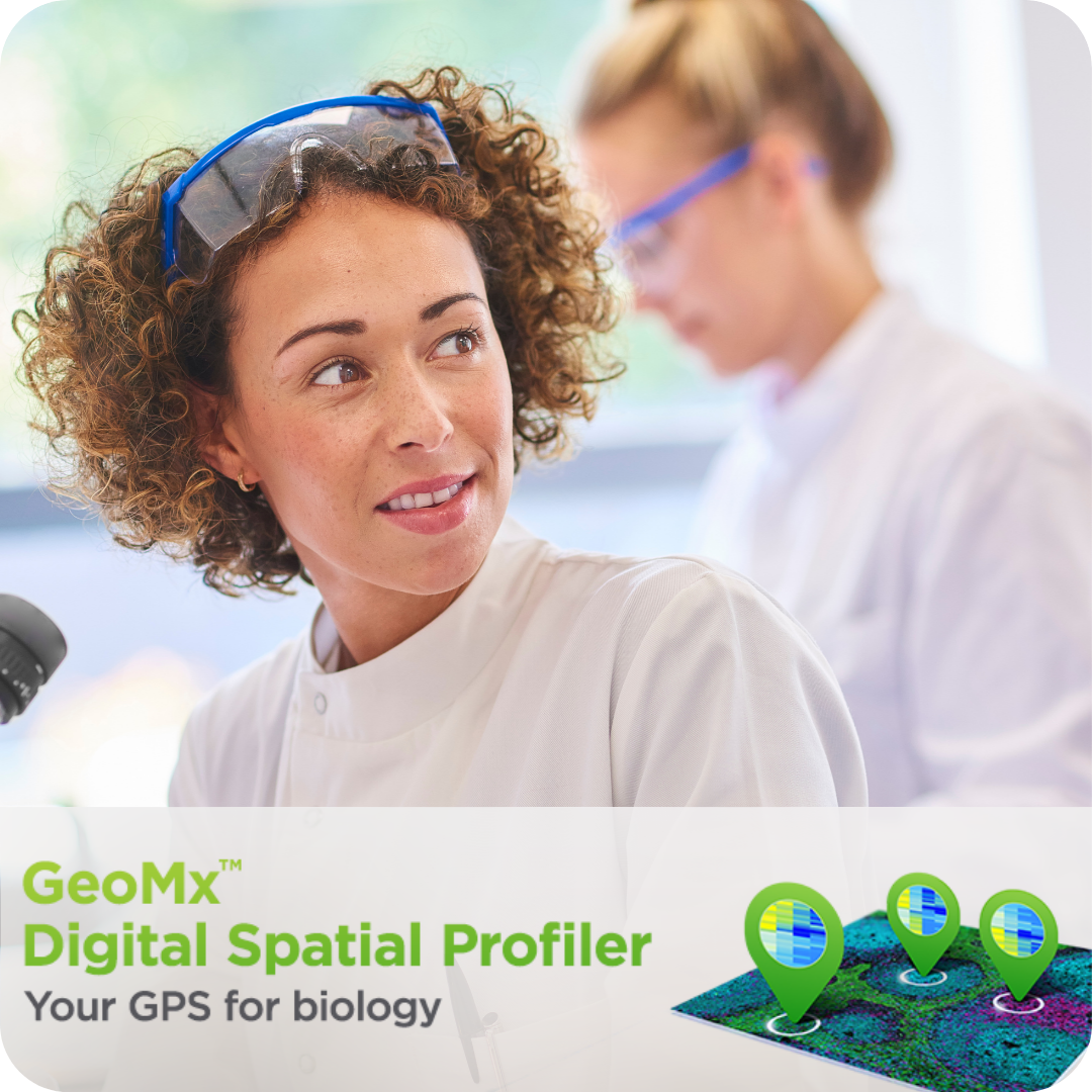GeoMx Digital Spatial Profiling Services from Canopy Biosciences
