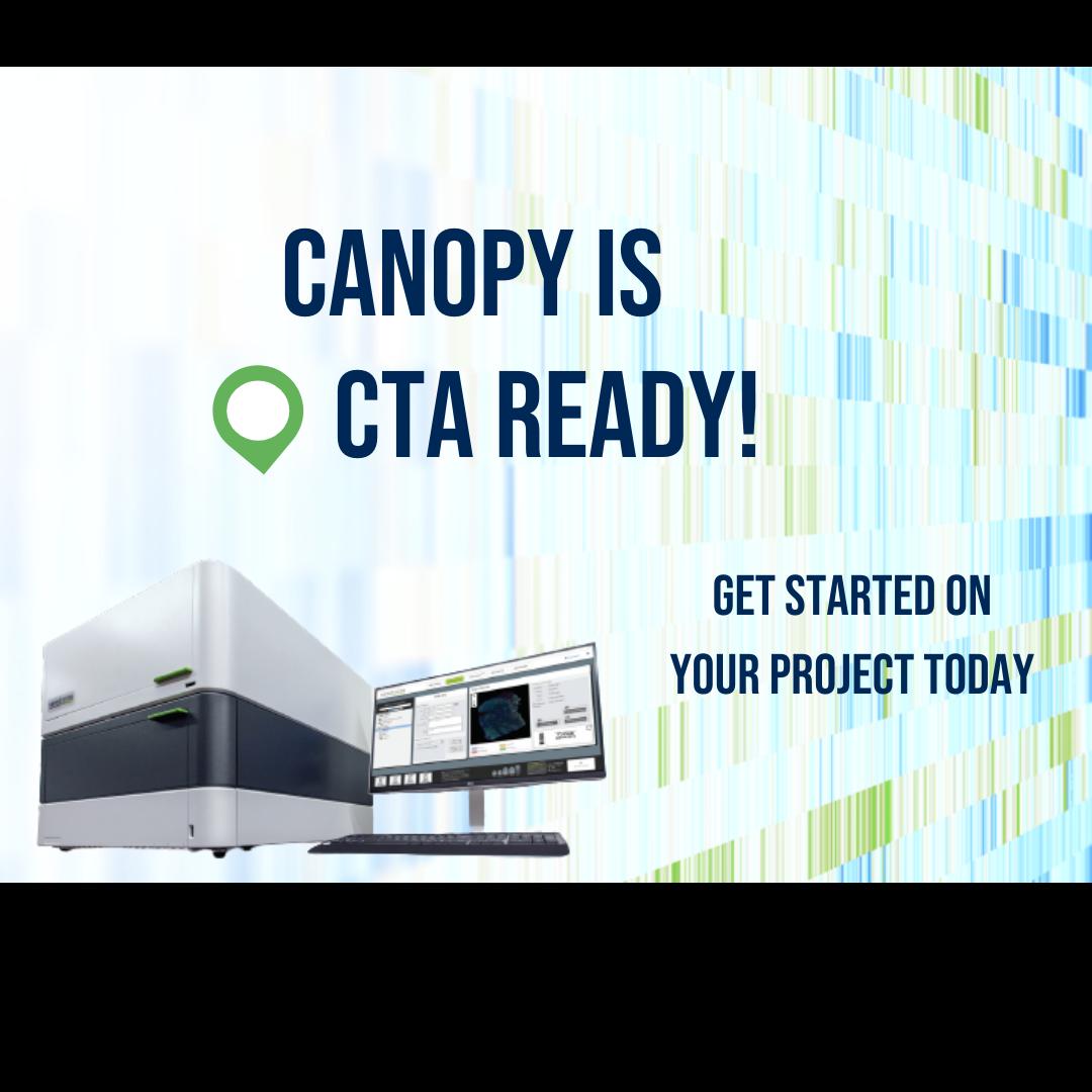 Canopy is CTA Ready!